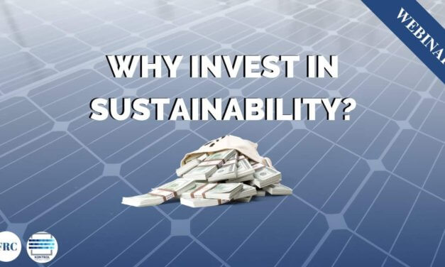 Why ESG Matters and How to Select Green Investments Webinar
